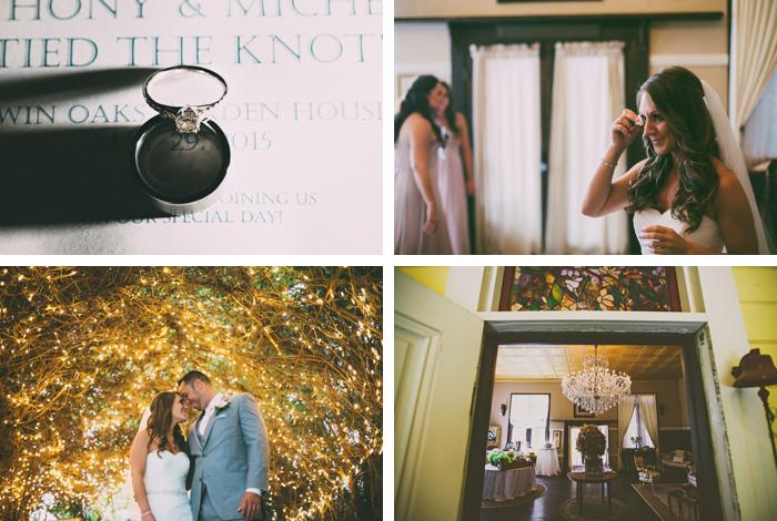 Twin Oaks Wedding Photos San Marcos