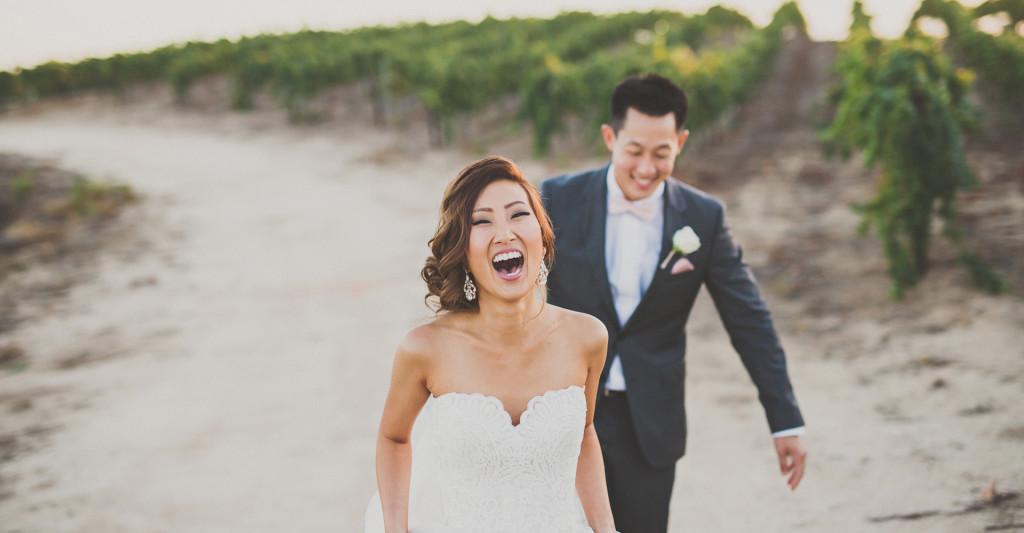 Temecula Winery Wedding Photos