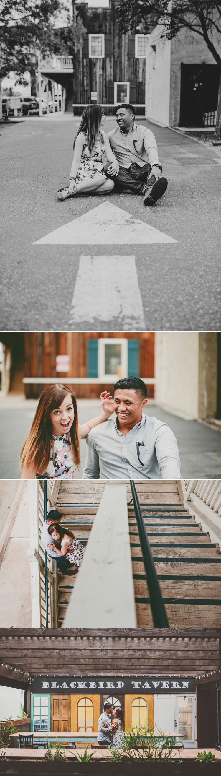 Old Town Temecula Engagement Photos