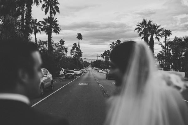 Avalon Hotel Palm Springs Wedding Photos