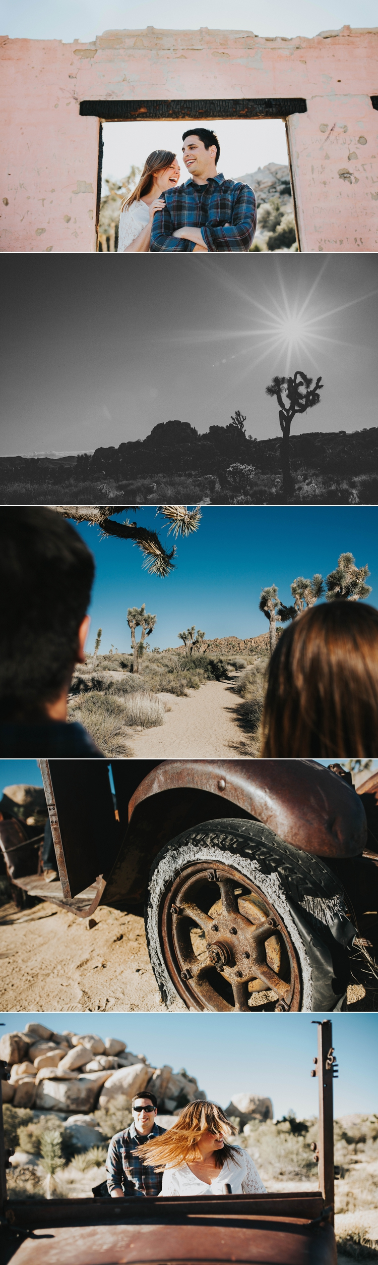 Engagement Photos Joshua Tree