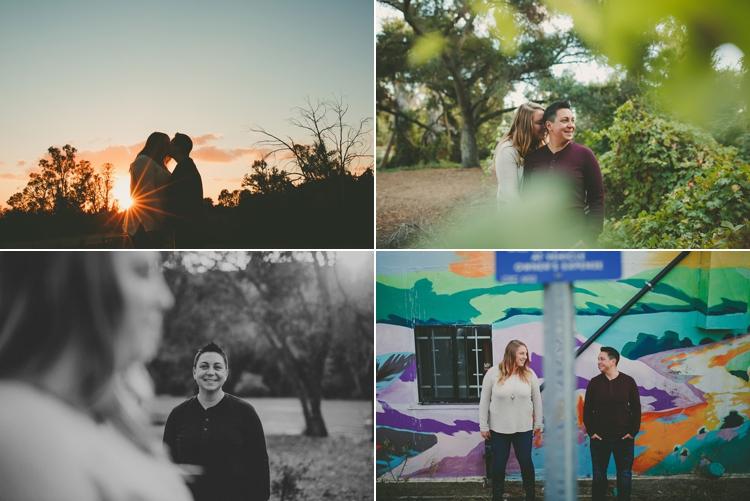 Same Sex Engagement Photos Fallbrook