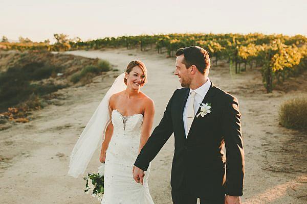Wedding Photos Mount Palomar Temecula