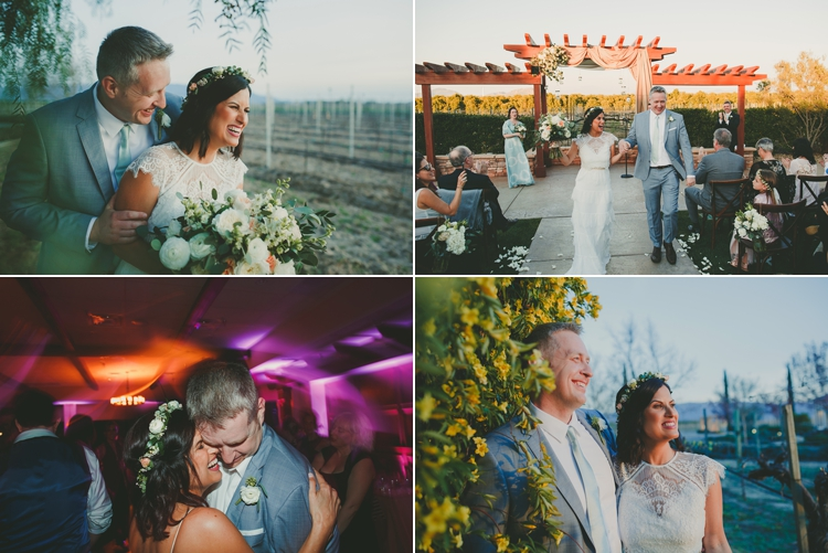 Wiens Winery Wedding